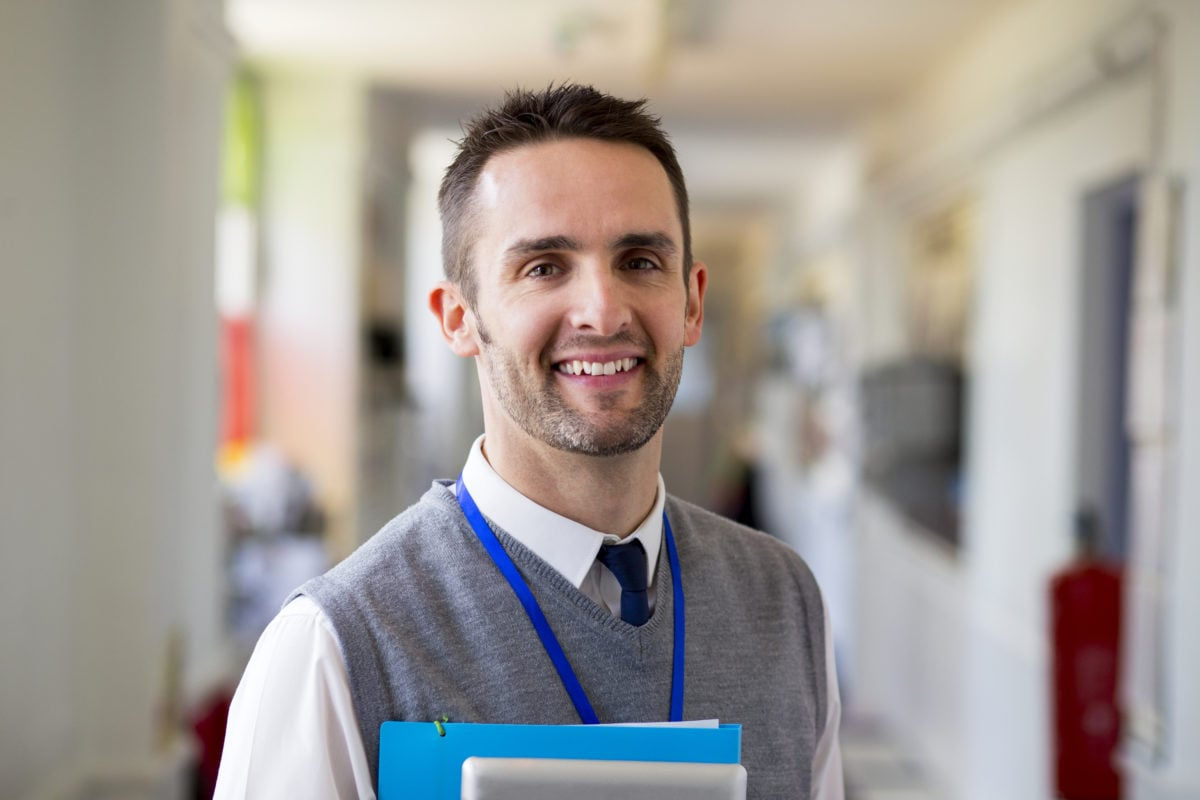 The secret to becoming a successful supply teacher