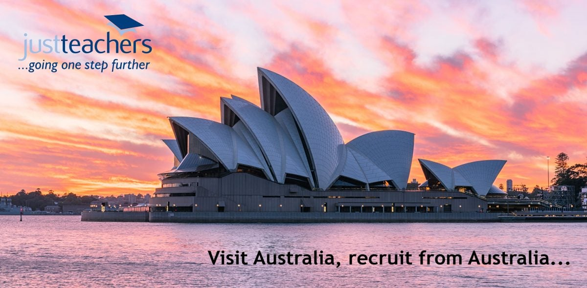 Australia Recruitment Tour for UK Head Teachers