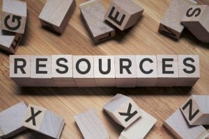Resources  x