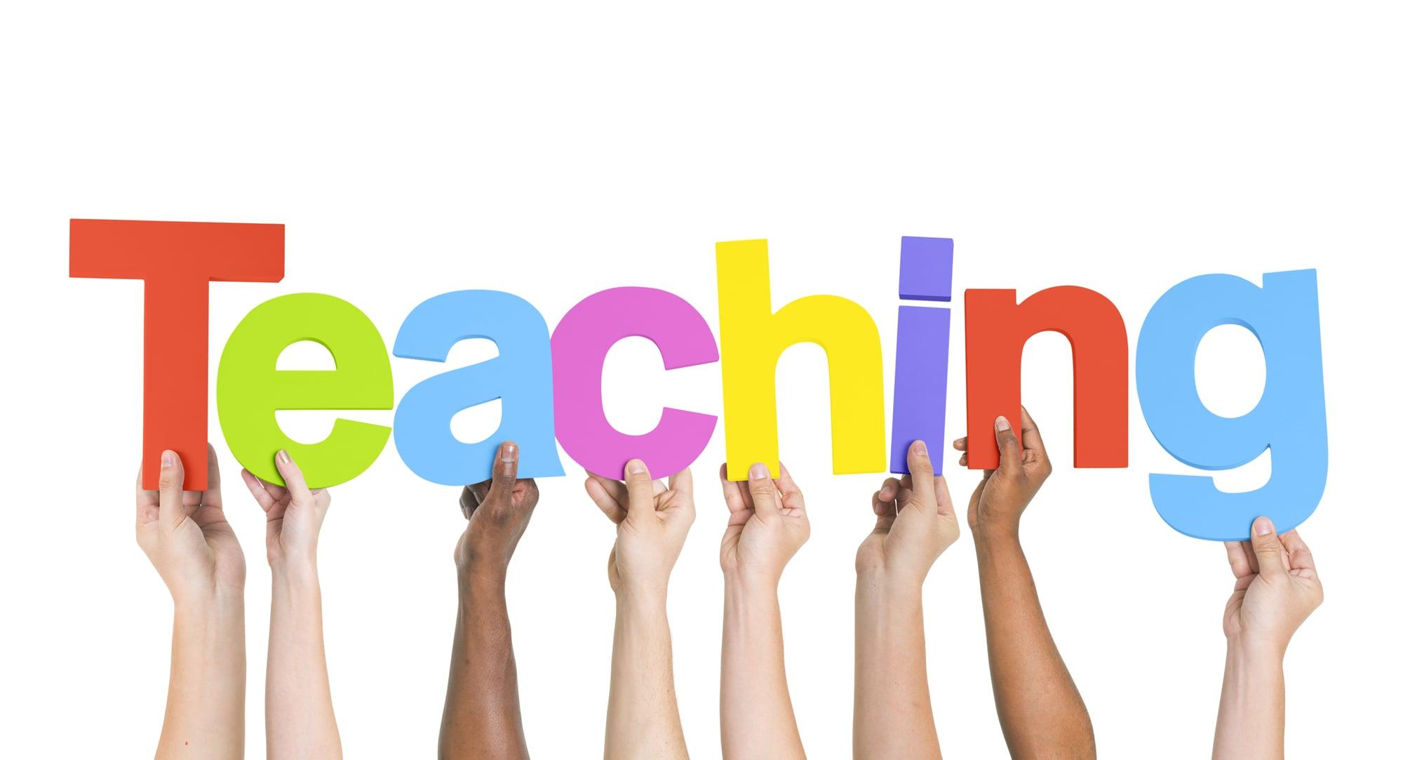 Teaching iamge