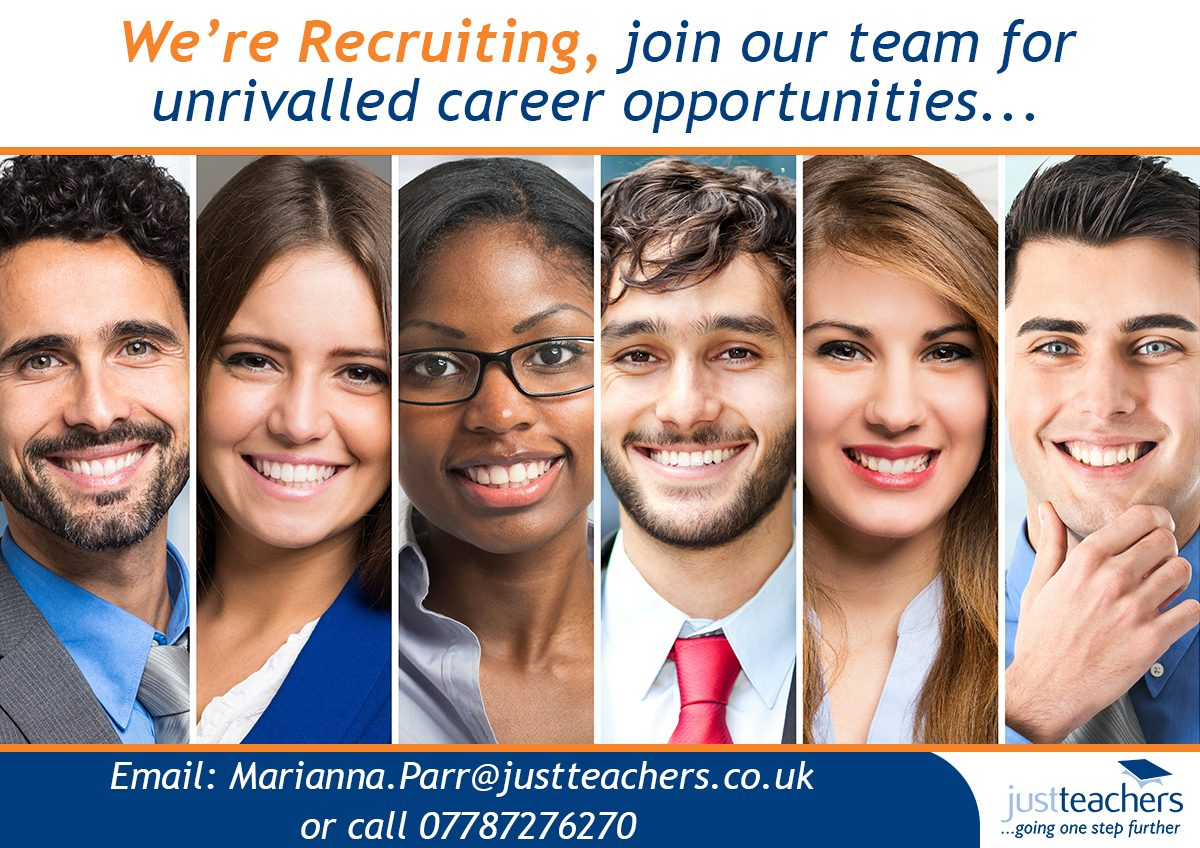 We're hiring for Recruitment Consultants