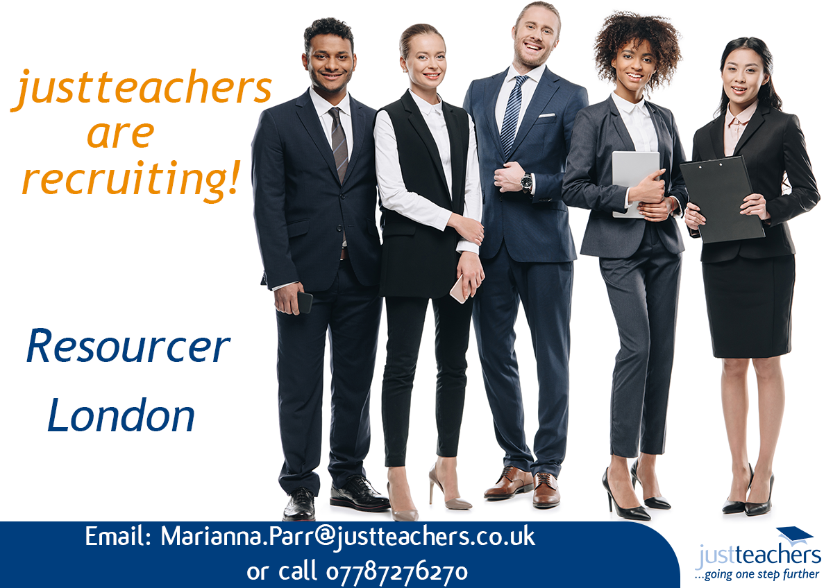 Superstar Resourcer required to join our justteachers London office