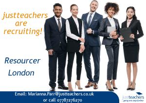 JT resourcer London Recruiting Banner x