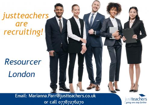 JT resourcer London Recruiting Banner e
