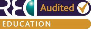 REC Audited Education Logo  x