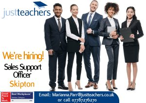 JT Sales Support Skip Recruiting Banner x