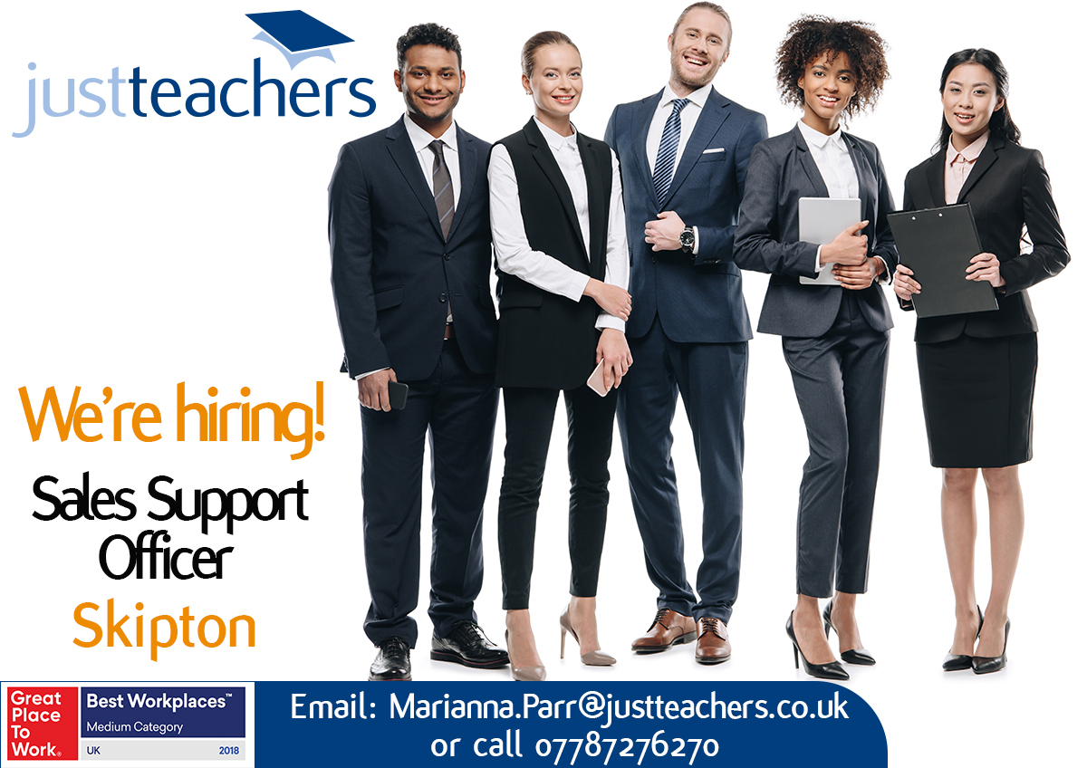 JT Sales Support Skip Recruiting Banner